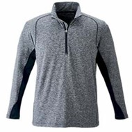 Page & Tuttle | Page & Tuttle 1/4 Zip Mock Pullover