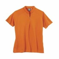 Page & Tuttle | Page & Tuttle LADIES' Dot Textured Jersey Polo