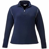 Page & Tuttle | Page & Tuttle LADIES' Contrast Stitch Pullover