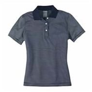 Page & Tuttle | Page & Tuttle Cool Swing LADIES' Pinstripe Polo