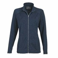 Page & Tuttle | Page & Tuttle LADIES' Melange Full Zip Jacket