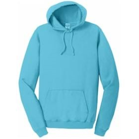 Port & Company® Pigment-Dyed Hooded Sweatshirt