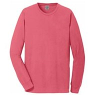 Port Authority | Port & Company® Pigment-Dyed Long Sleeve Tee