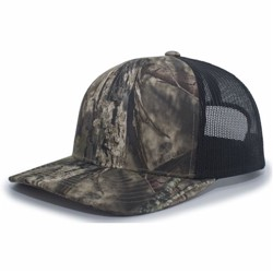 Pacific Headwear | Pacific Headwear CAMO TRUCKER CAP