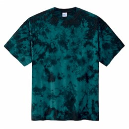 Port Authority | Port & Company ® Crystal Tie-Dye Tee
