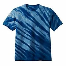 Port Authority | Port & Company Essential Tiger Stripe Tie-Dye Tee