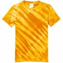 Port Authority | Port & Company YOUTH Tiger Stripe Tie-Dye Tee
