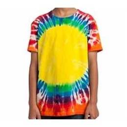 Port Authority | Port & Company YOUTH Essential Window Tie-Dye Tee