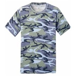 Port Authority | Port & Company® Core Cotton Camo Tee