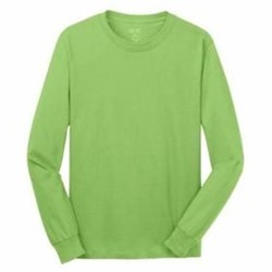 Port Authority | Port Authority L/S 5.4oz 100% Cotton T-Shirt