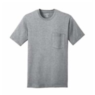 Port Authority | Port & Company® Core Cotton Pocket Tee