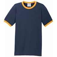 Port Authority | Port & Company® Core Cotton Ringer Tee