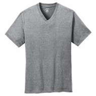 Port Authority | Port & Company 5.4oz 100% Cotton V-Neck T-Shirt