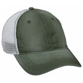 Outdoor Cap Enzyme Washed Mesh Back Cap