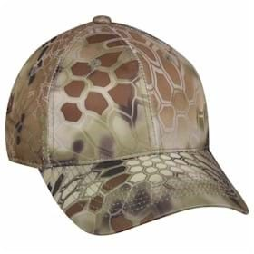 Outdoor Cap Structured Low Profile Cap