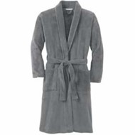 Port Authority | Plush Microfleece Shawl Collar Robe