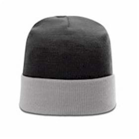 Richardson 2 Color Knit Beanie With Cuff