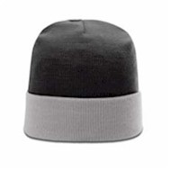 Richardson | 2 Color Knit Beanie With Cuff