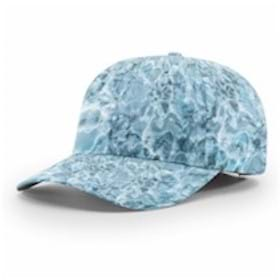 Richardson Structured Performance Camo Cap