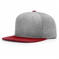 Richardson | 6 Panel Wool Snapback Cap