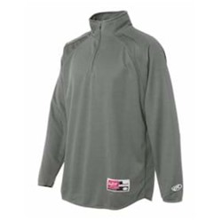 Rawlings | RAWLINGS 1/4 Zip Flatback Mesh Fleece Pullover