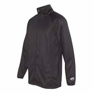 Rawlings | Rawlings Full Zip Flatback Mesh Fleece Jacket