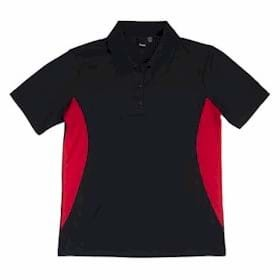 REEBOK LADIES' PlayDry Athletic Polo