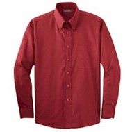 Red House | L/S Red House Nailhead Non-Iron Button-Down Shirt