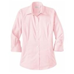 Red House | Red House LADIES' 3/4-Sleeve Button-Down Shirt