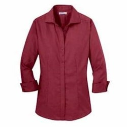 Red House | Red House LADIES' 3/4-Sleeve Button Down Shirt