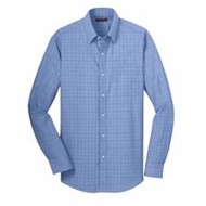 Red House | Red House Windowpane Plaid Non-Iron Shirt