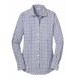 Red House | Red House LADIES' Tricolor Check Non-Iron Shirt