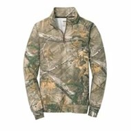 Russell Outdoors | Russell Outdoors Realtree 1/4-Zip Sweatshirt