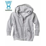 Rabbit Skins | Rabbit Skins TODDLER 7.5oz. Full-Zip Hood