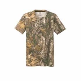 Russell Outdoors 100% Cotton T-Shirt w/Pocket