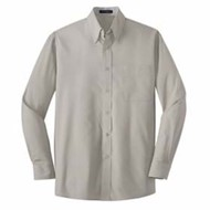 Port Authority | L/S Port Authority Value Poplin Shirt
