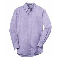 Port Authority | Port Authority Plaid Pattern Easy Care Shirt