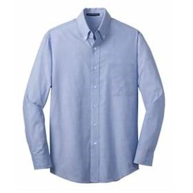 Port Authority Crosshatch Easy Care Shirt