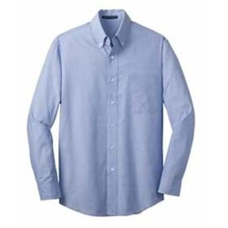 Port Authority | Port Authority Crosshatch Easy Care Shirt