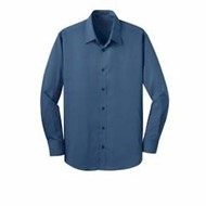 Port Authority | Port Authority Stretch Poplin Shirt