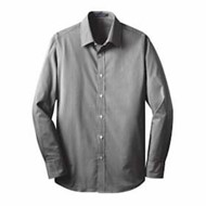 Port Authority | Port Authority Fine Stripe Stretch Poplin Shirt