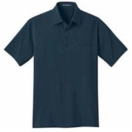 Port Authority | Port Authority Ultra Stretch Pocket Polo