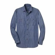 Port Authority | Port Authority Patch Pockets Denim Shirt