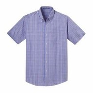 Port Authority | Port Authority S/S Gingham Easy Care Shirt