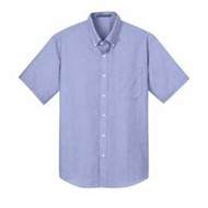 Port Authority | Port Authority S/S Crosshatch Easy Care Shirt