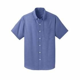 Port Authority S/S SuperPro Oxford Shirt