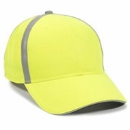 Outdoor Cap | Outdoor Cap Reflective Crown Taping Cap