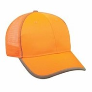 Outdoor Cap | Outdoor Cap Safety Mesh Back Cap