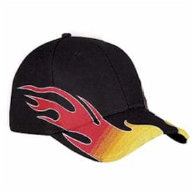 KC Flame Fitted Cap