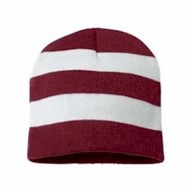 Sportsman | Sportsman Rugby Striped Knit Beanie